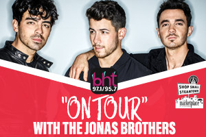 """""""On Tour"""" with the Jonas Brothers"""