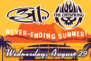 311 & The Offspring