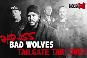 Bad Ass Bad Wolves Tailgate Takeover