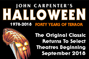 Halloween 40th Anniversary