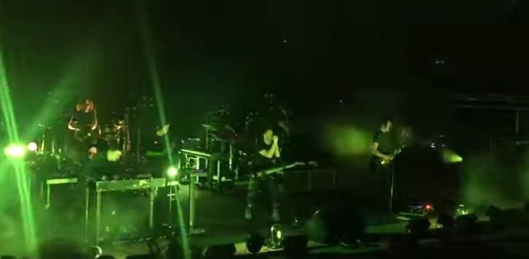 """Nine Inch Nails Play """"The Perfect Drug"""" Live for the First Time"""