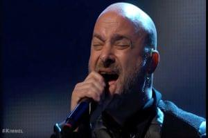 Disturbed live on Jimmy Kimmel