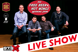 Free Beer & Hot Wings LIVE Show