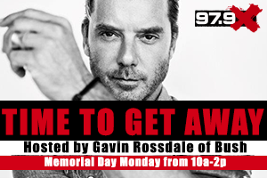 MDW with Gavin Rossdale
