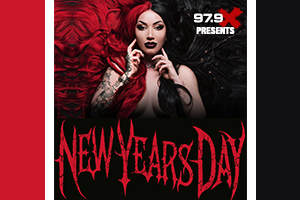979X Presents: New Years Day