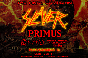 Slayer: The Final Campaign