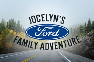 Jocelyn's Ford Family Adventure