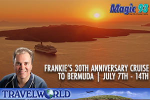 Frankie's 30th Anniversary Cruise