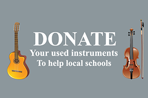 Donate for Sound of Music