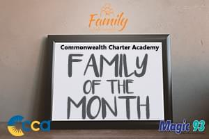 CCA Family of the Month