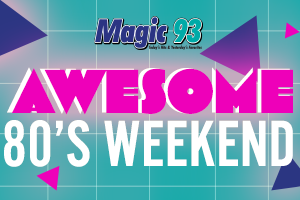 Awesome 80's Weekend