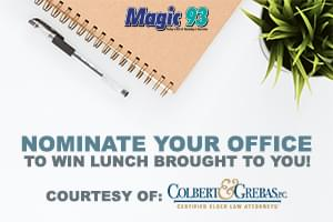 Lunch for your office!