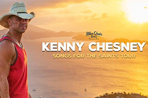 Kenny Chesney in WB!