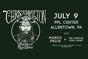 Chris Stapleton in Allentown