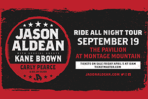 Jason Aldean Returns to Montage