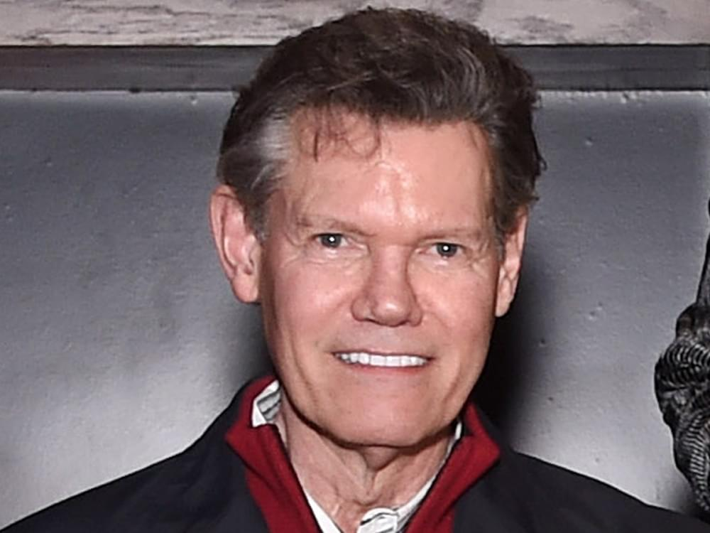 "Randy Travis Releases Affectionate New Single, ""Lead Me Home"" [Listen]"