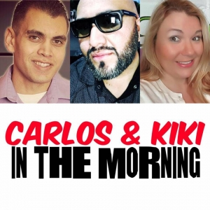 Carlos & Kiki in the Morning Best of Week 1/16/17 Podcast