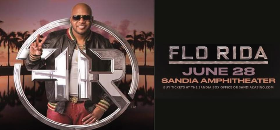 Flo Rida | June 28, 2019
