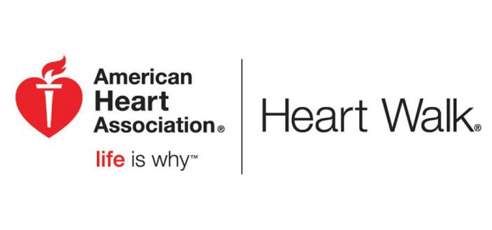 The American Heart Association's annual Heart and Stroke Walk
