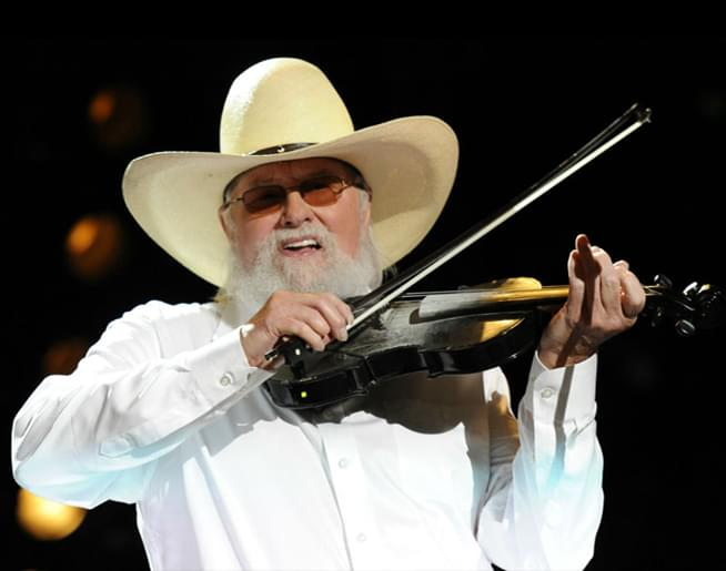 Cruisin' Bruce talks to Charlie Daniels