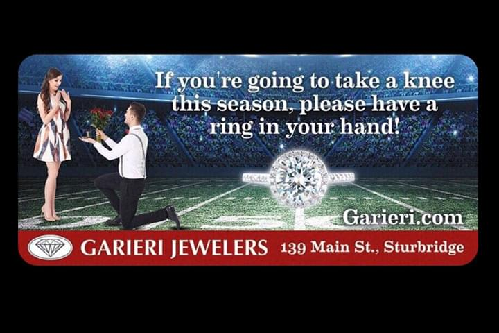Cruisin' Bruce chats with Scott Garieri of Garieri Jewelers about Billboard-gate