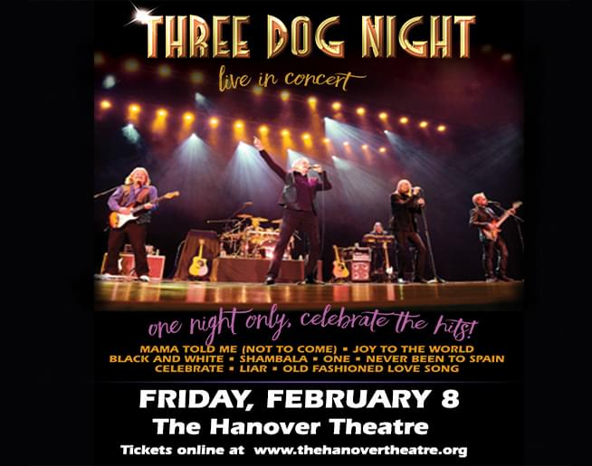 Bruce Palmer chats with Danny Hutton of Three Dog Night