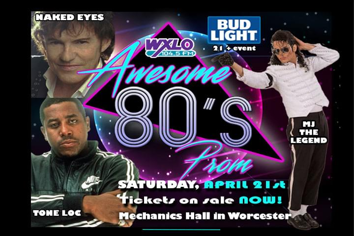 {POCAST} Jen & Frank chat with 104.5 XLO Awesome '80s performer Pete Burns from Naked Eyes