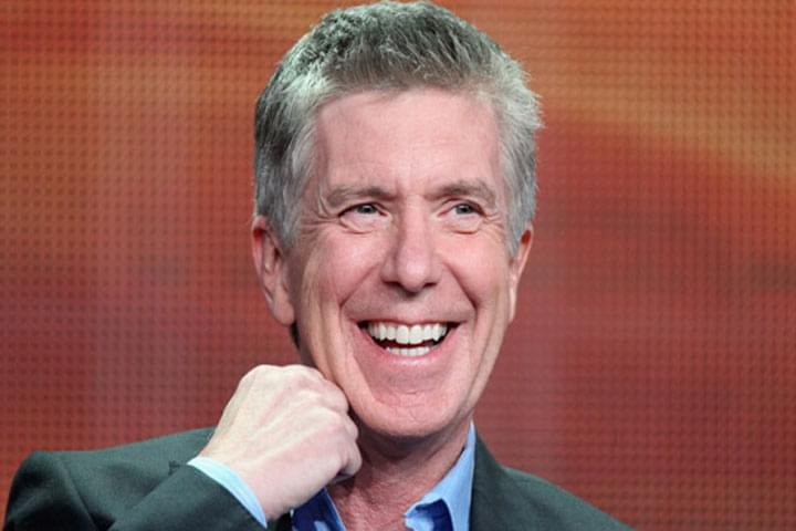 {PODCAST}Jen & Frank chat with Tom Bergeron