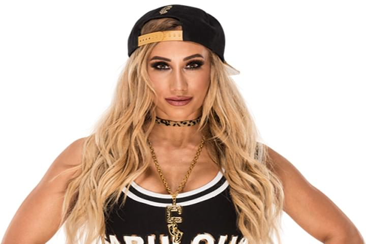 Jen & Frank chat with WWE Superstar Carmella