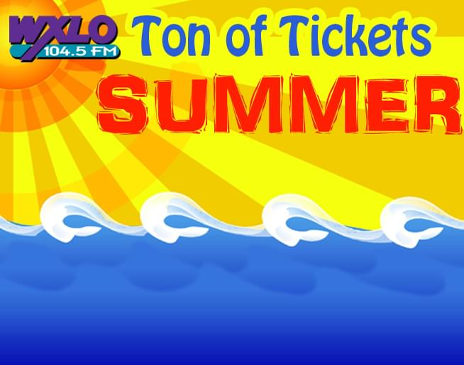 Win your way into the Summer's Hottest Shows!!!!
