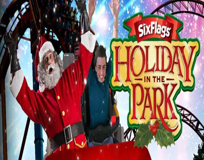 Jen & Frank chat about Six Flags New England Holiday in the Park
