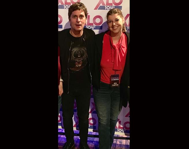 Jen chats with Rob Thomas about his new album