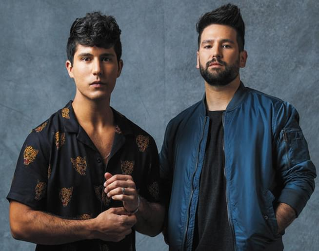 Dan + Shay-ve – Win a Meet & Greet with Dan & Shay!!