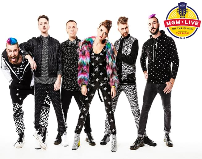 Jen & Frank chat with Misterwives about their upcoming show at the MGM Grand