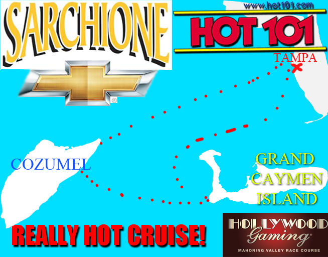 HOT 101 Sarchione Chevy REALLY HOT Cruise.