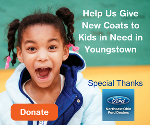 Help Us Give New Coats to Kids in Need in Youngstown