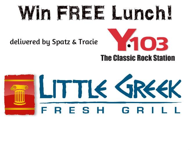Y103's FREE Lunch!