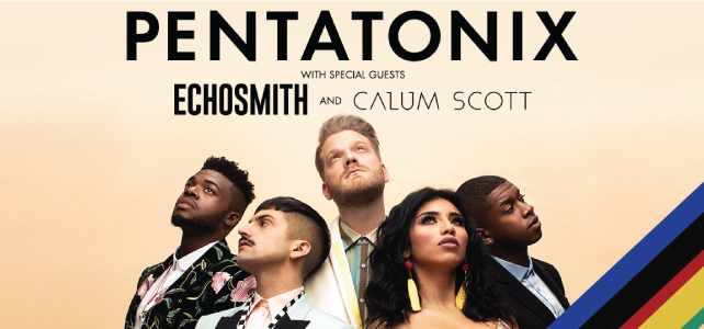 Pentatonix | July 22, 2018