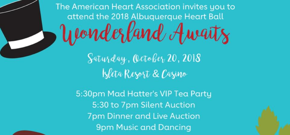 Heart Ball | October 20, 2018