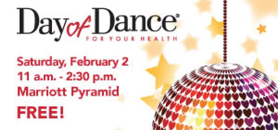 Day of Dance | February 2, 2018
