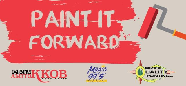Paint It Forward Contest Rules
