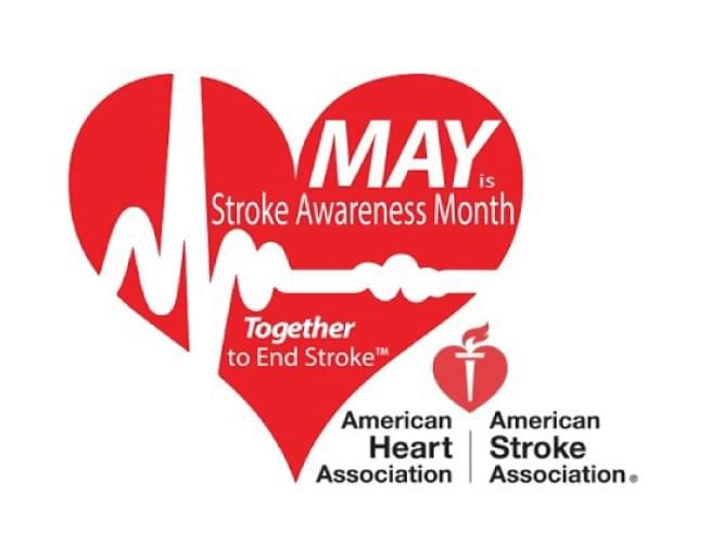 Image result for american stroke awareness month