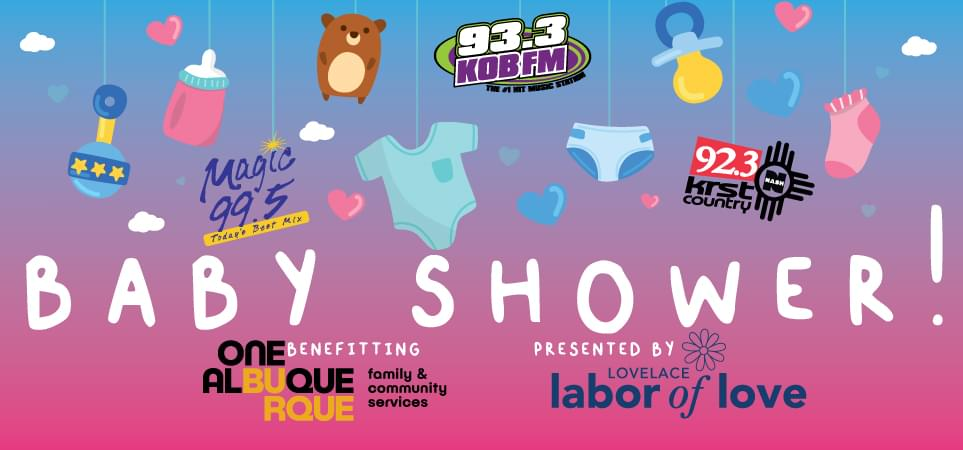 Baby Shower Benefitting ABQ Family & Community Services