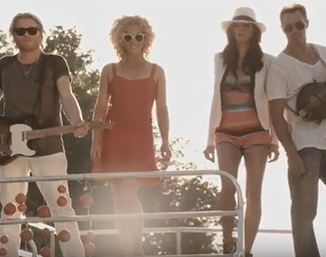 "The Song Remembers When: ""Pontoon"" – Little Big Town"