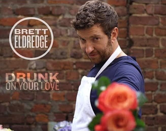 """The Song Remembers When: Brett Eldredge – """"Drunk on Your Love"""""""