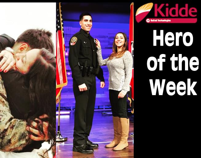 Kidde Hero of the Week: Connor Myers