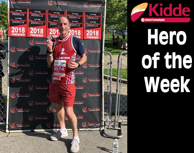Kidde Hero of the Week: Rik Zortman
