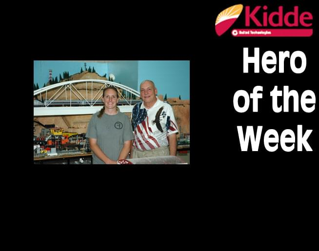 Kidde Hero of the Week: Mindy
