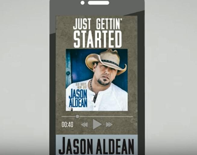 """The Song Remembers When: Jason Aldean – """"Just Gettin' Started"""""""