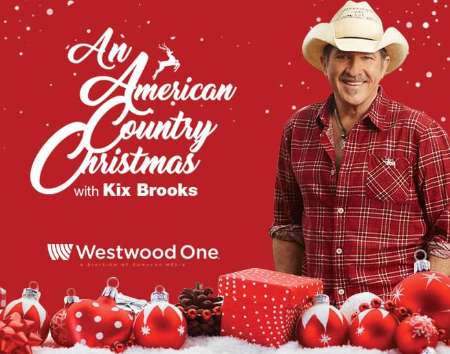 """Ring in the Holidays with """"An American Country Christmas with Kix Brooks"""""""